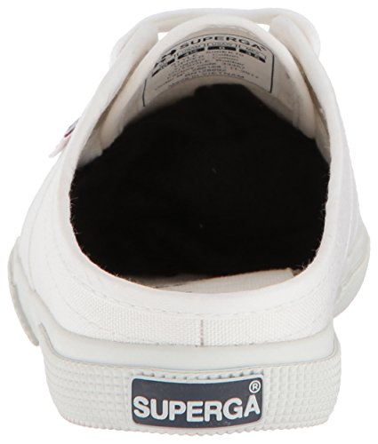 Superga Womens 2288 Multi Color Eyelets Sneaker Wit / Multi