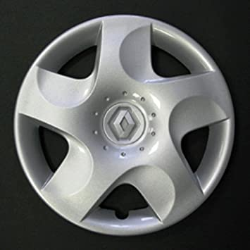 Set of 4 new wheel trims for Renault Twingo 2 with original rims in 14 inches: Amazon.co.uk: Car & Motorbike
