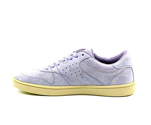 L.A. Gear Leder Sneaker/Schuhe Low Suede Größe 37/UK 4