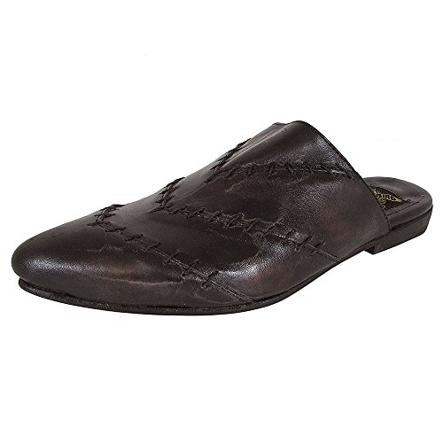 Freebird Di Steven Donna Fb-nola Slip On Mule Shoes Black