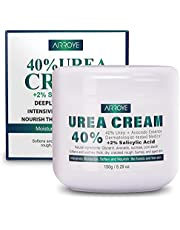 Urea 40% Foot Cream 150g - best Callus Remover For Feet & Hands, Natural Moisturizes Nourishes Softens Dry, Rough, Cracked, Dead Skin