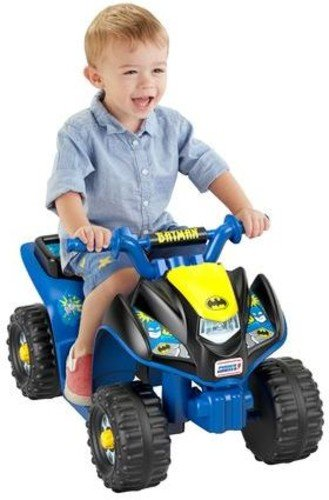 (Power Wheels Power Wheels Batman Lil' Quad)