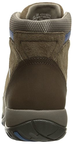 Taupe European US Boot 37 Suede Taupe Suede Women's Paulette Dansko BxqY7t6w