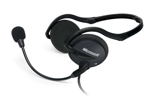 L2 Lifechat Lx-2000 Behind Head Headset W/ Mic Win En/Xc/Xx Hw -  Microsoft Corporation, 2AA-00008