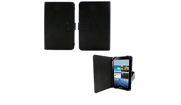 Sleek Gadgets – negro ultra slim cinturón de carcasa para Samsung ...