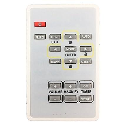 Amazon.com: Reemplazo mando a distancia para Mitsubishi ...