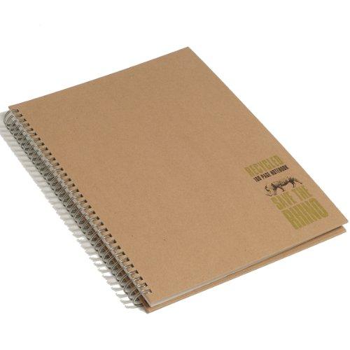 A4 Spiral Notebook - 1