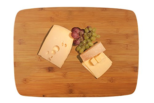 Get New Organic Bamboo Cutting Board & Kitchen Chopping Board with Groove! 18