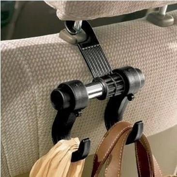 ACESLL High-quality!Practical Convenient Auto Car Vehicle Seat Headrest Bag Hanger Hook Holder New