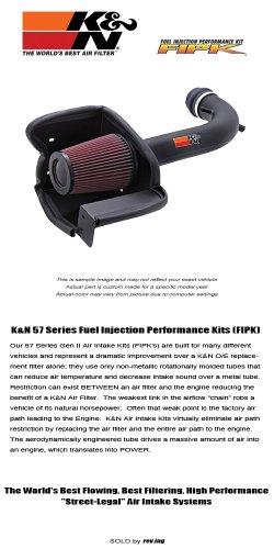 - 2000 - 2007 - Honda S2000 - K&N - Air Intake Fuel Injection Performance Kits FIPK