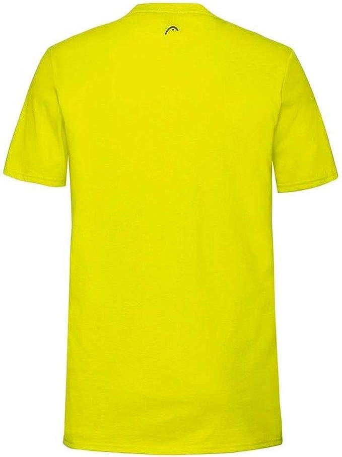 Head Camiseta Club Carl Amarillo: Amazon.es: Deportes y aire libre
