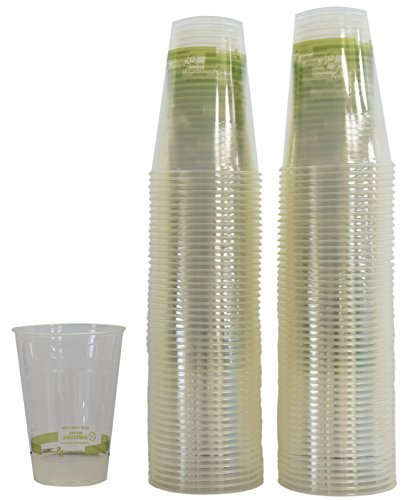 World Centric - Compostable Cold Cups (16 Ounce 100 Count)