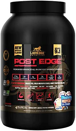 LionEdge Nutrition Post Workout Supplement