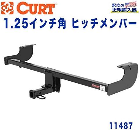 [CURT カート社製 正規代理店]Class1 ヒッチメンバー レシーバーサイズ 1.25インチ 牽引能力 約908kg トヨタ bB NCP型