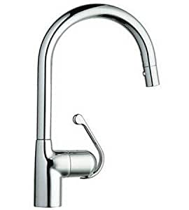 amazon grohe kitchen faucets grohe 32244000 kitchen faucet tub filler faucets amazon com 2555