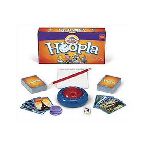 Cranium Hoopla Game