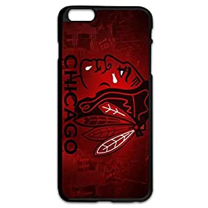 Chicago Blackhawks Full Protection Case Cover For IPhone 6 Plus (5.5 Inch) - Funny Skin