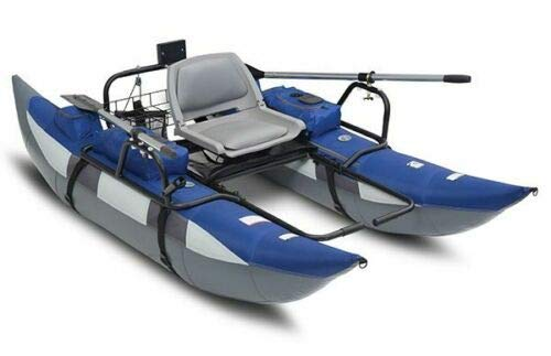 Best Price Classic Accessories 9 Ft. Inflatable Pontoon Boat