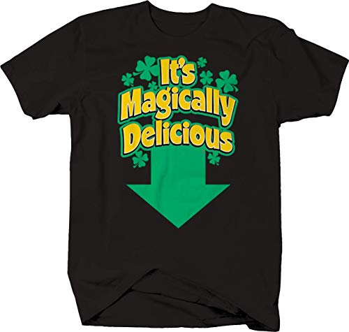 It's Magically Delicious Funny Sex Humor Love Romance T shirt for men - 4XL
