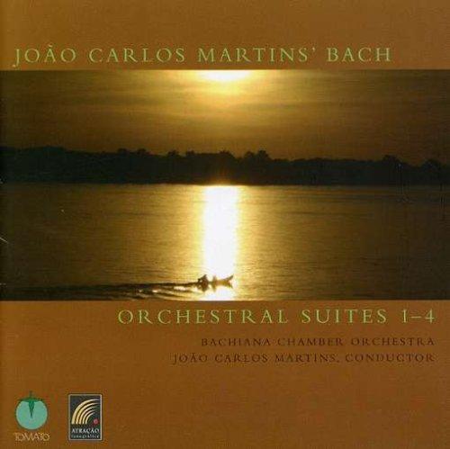 Orchestral Suites 1-4