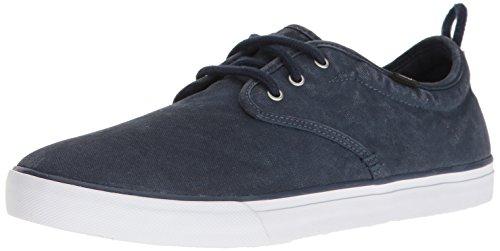 Guida Uomo Sanuk Più Lavato Sneaker Navy Lavato