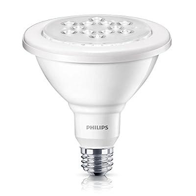 Philips LED Dimmable PAR38 25-Degree Spot Light Bulb: 1300-Lumen, 5000-Kelvin, 13-Watt (100-Watt Equivalent), E26 Base, Daylight, 1-Pack