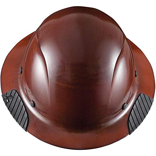 Lift Safety HDF-15NG DAX Hard Hat, Natural (Pack of 10)