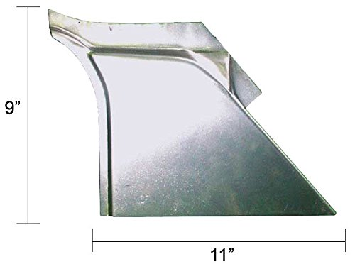 Footwell (Kick Panel) - RH - 67-72 Chevy GMC Truck