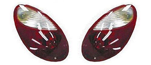 Fits 06 07 08 09 10 Chrysler PT Cruiser NEW Taillight Pair Set Taillamp Rear Driver and Passenger