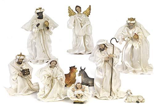 Articoli religiosi by Paben Set Presepe Completo 10 soggetti 1