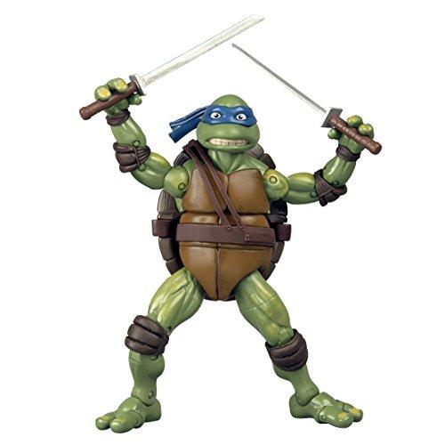[Teenage Mutant Ninja Turtles Classic Collection Original Movie Leonardo Action Figure] (Ninja Turtle 1990 Costume)