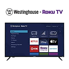 Westinghouse Smart TV 4K Ultra High Definition offers an unequaled entertainment experience that fits your lifestyle. Watch exactly what you want, how you want when you want it. With built-in Wi-Fi or ethernet connectivity, access to your ent...
