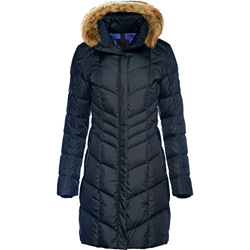 - Bogner Fire + Ice Kiara Faux Fur Jacket - Women's Midnight, 8