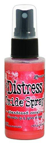 Ranger Tim Holtz Distress Oxide Spray 1.9fl oz-Abandoned Coral