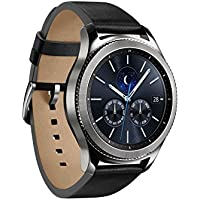 Samsung Gear S3 Classic 46mm Smartwatch with Black Leather Band + $100 Gift Card