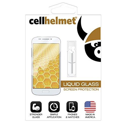 CellHelmet Liquid Glass Screen Protection (phone) 0.6 mL vial