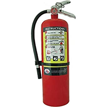 Badger Advantage 10 lb ABC Fire Extinguisher w Wall Hook 21007867