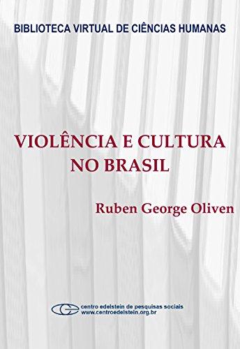 Violência e cultura no Brasil