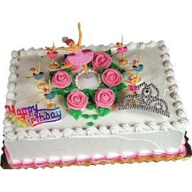 [Ballet Ballerina Cake Decorating Kit] (But Mommy Costumes)
