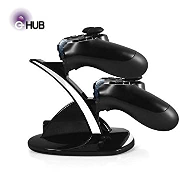 G-HUB® - Sony PS4 DUAL CONTROLLER DOCK (Holds and charges upto 2 ...
