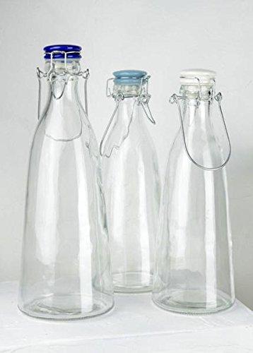 milk carafe glass - 5