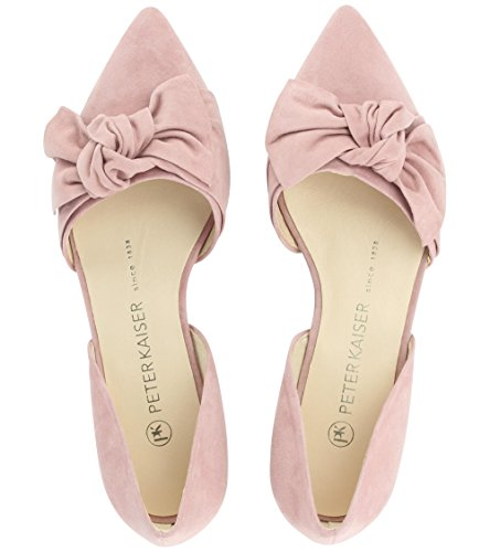 UK Peter Shoes Kaiser Court Women's 6 Rose Rose w1rqY16x8