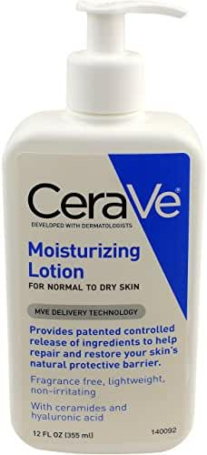 CeraVe Moisturizing Lotion, 12 Ounce