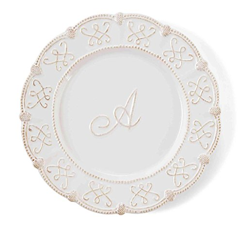 Mud Pie A Dessert Plate Set/4