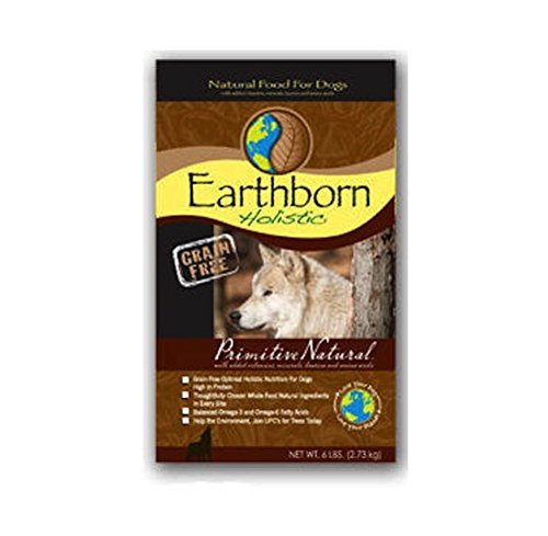 Earthborn Holistic Dog Food Primitive Natural 14 lbs