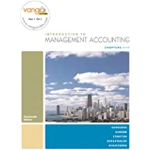 Amazon charles t horngren managerial accounting books introduction to management accounting chapters 1 17 14th edition fandeluxe Choice Image