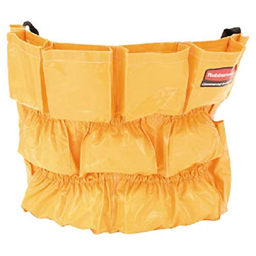 Brute Caddy Bag, Yellow, Sold as 1 Each