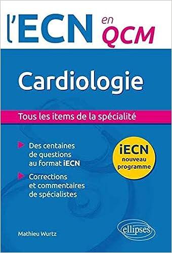 Cardiologie iECN Nouveau
