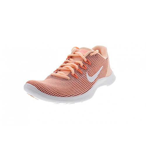 Multicolour WMNS Top Tint 001 2018 Flex Pink Sneakers NIKE Low Crimson Rn Tint White Women's Hq5n8