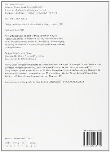 Captain Jack Level 1 Flashcards: Jill Leighton: 9780230403925 ...